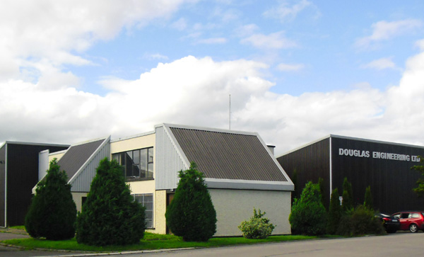 Douglas Engineering Factory