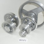 SPZ Pulleys