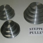 Stepped Pulleys 2